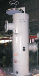 Separators with Multi Cyclones (FPFS-VC)
