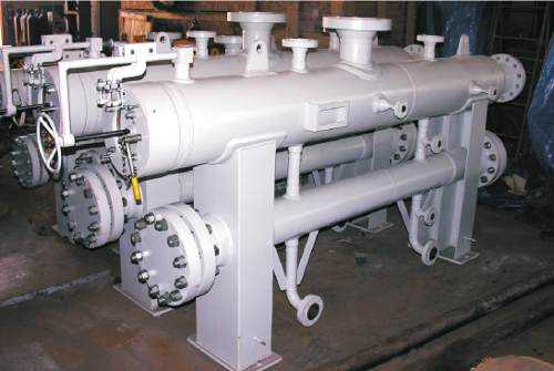 Separators with vane demister & condensate collection sump (FPFS-HV)